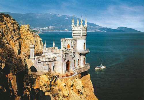 Планируем летний отдых в Крыму: отель «Мар Ле Мар Клуб»